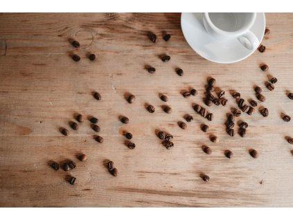 Káva Brazil - černý obal 250g